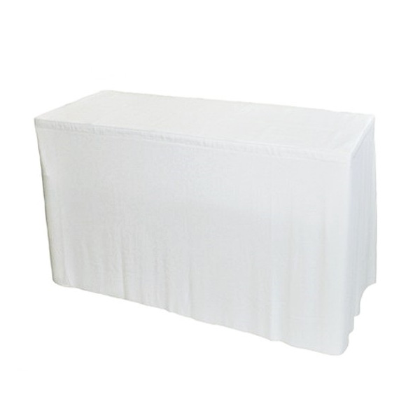 Tafelcover 122x76cm - Wit